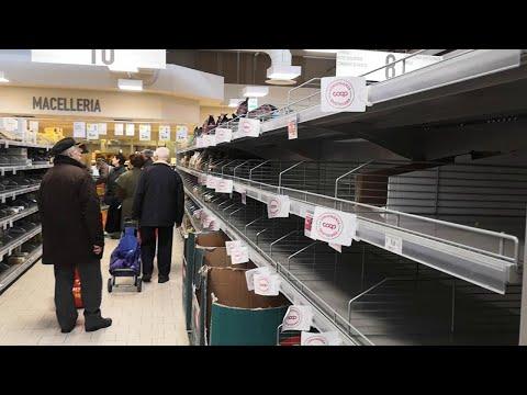 Coronavirus, nessun caso a Bologna, ma è assalto ai supermercati: 'Sembra sia scoppiata la guerra'