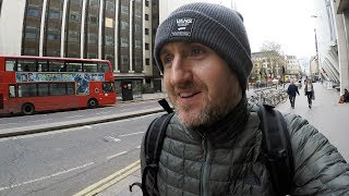 BOOSTED BOARD BACKPACK AND BLAST THROUGH LONDON!!!