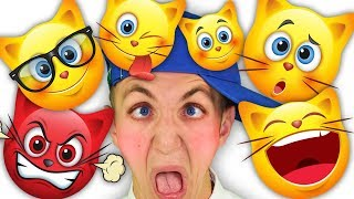 Funny Face Song Super Simple - Nursery Rhymes for Kids