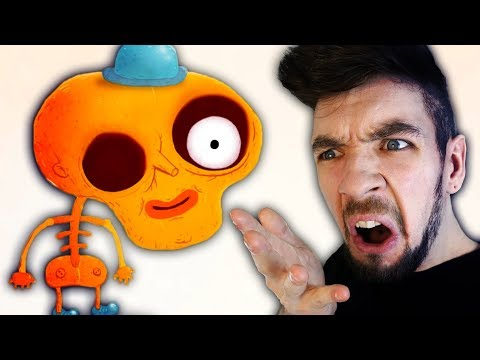 IT KEEPS GETTING WEIRDER | Chuchel #2