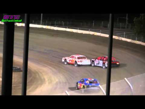 Beatrice Speedway IMCA Stock Car A Feature 5 25 12