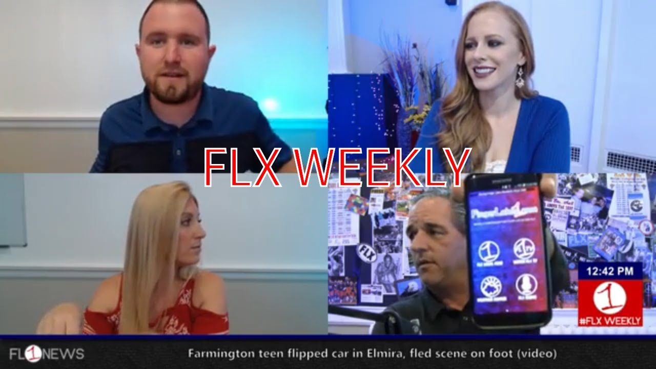 The first day of Fall in the Finger Lakes .::. FLX Weekly with Jessica Lahr 9/19/18