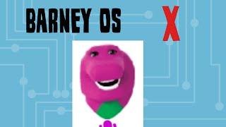 Barney OS X