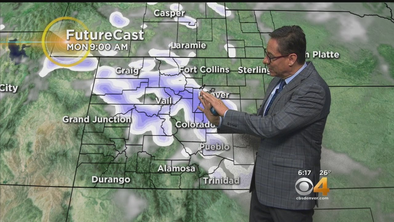 Colorado weather: Denver under winter weather advisory as Front Range gets May blast of snow