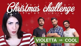 CHRISTMAS Movie Challenge - Violetta Rocks vs Cool and the Game