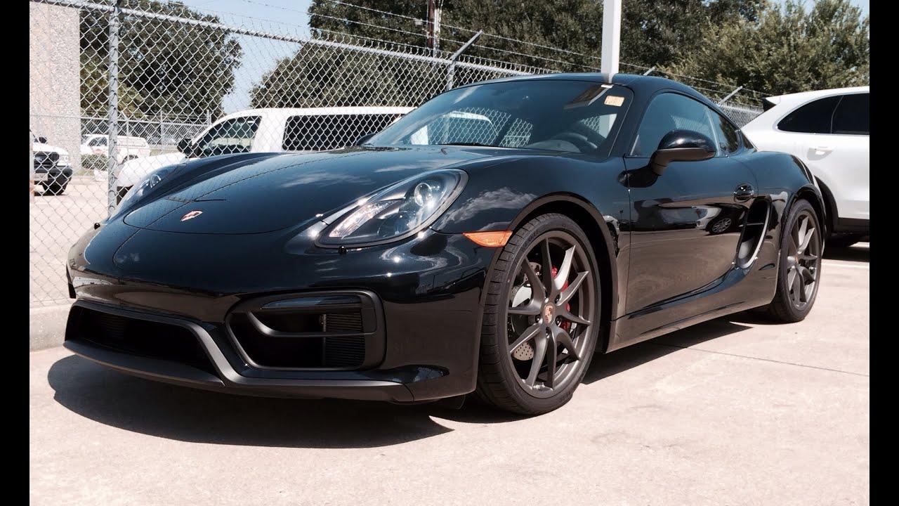 2015 Porsche Cayman GTS Full Review /Start Up / Exhaust - YouTube