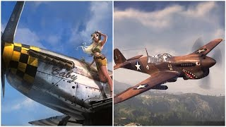 Так что же лучше: War Thunder или World of Warplanes? Сравнение 2016