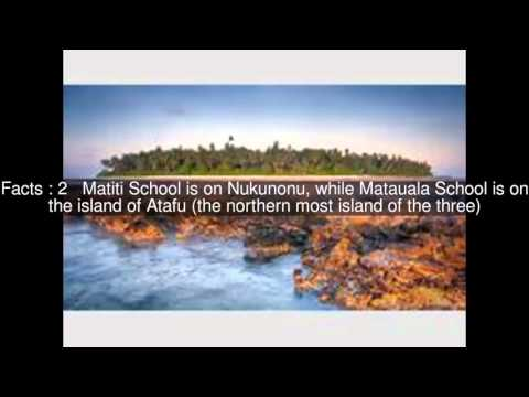 Education in Tokelau Top  #5 Facts