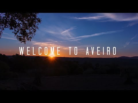 Welcome to Aveiro 4K ( Aveiro Tour 2017)