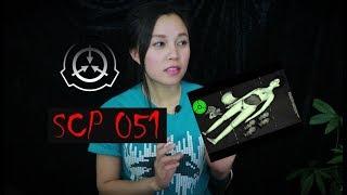 SCP 051II Quái Thai II Búp Bê Mô Hình Nhật Bản II Safe - An Toàn II
