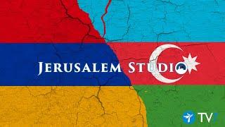 The Nagorno-Karabach conflict; Israeli perspectives - Jerusalem Studio 549