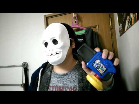 仮面ライダーパラドクス パズルゲーマーLv.50にデュアルアップ(変身)してみた!