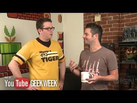 What Makes a Good Horror Movie?  YouTube Geek Week