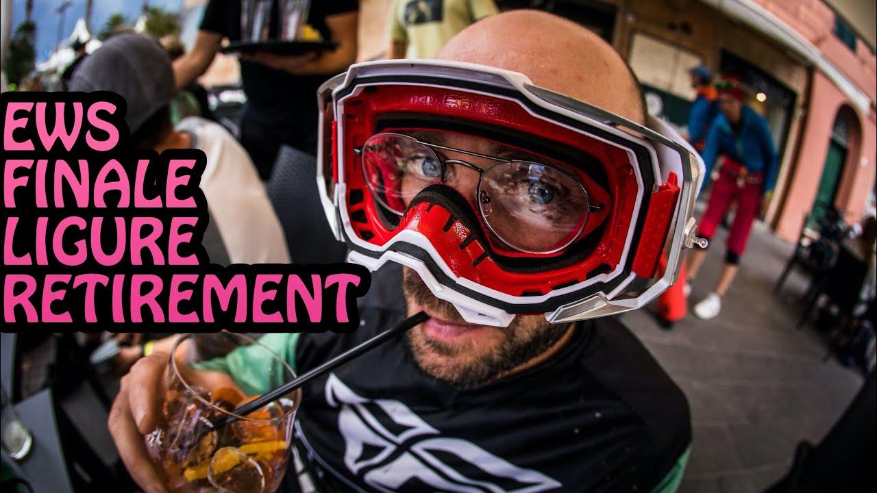 FINALE LIGURE EWS - RETIREMENT!!!