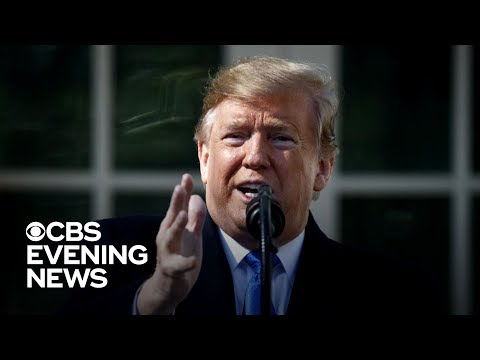 White House defends Trump's emergency declaration at southern border – News Updates
