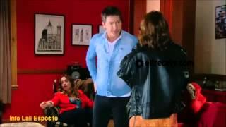 Juan encontro a Dani y Rolo - Escenas Daniela - cap 138 (Lali Espósito)