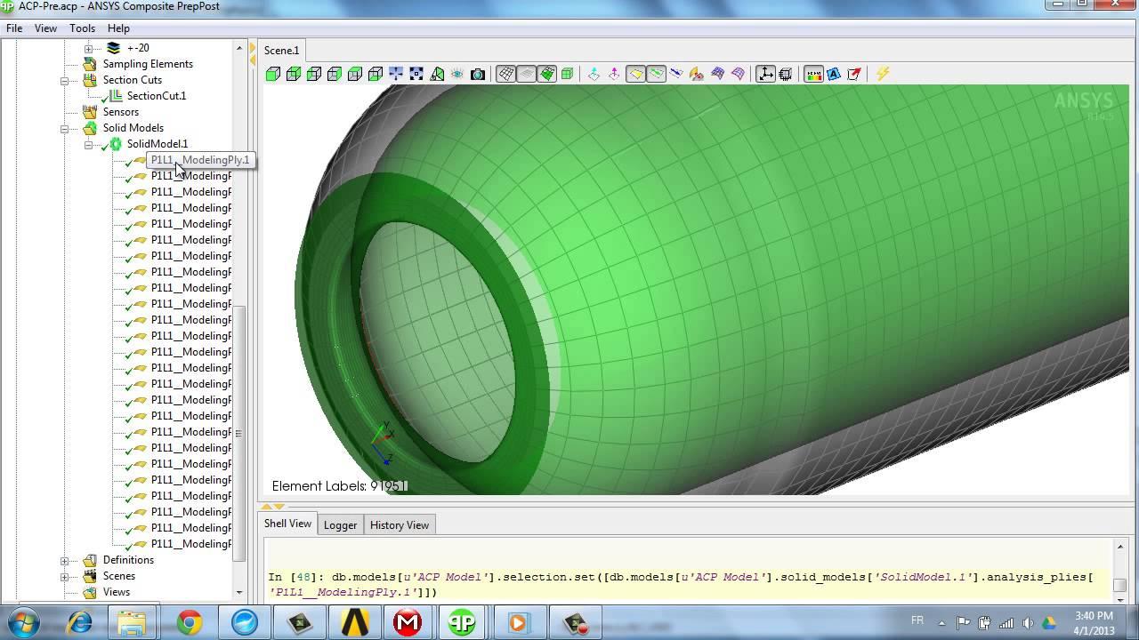 ANSYS Mechanical Simulation Software   CAE Associates