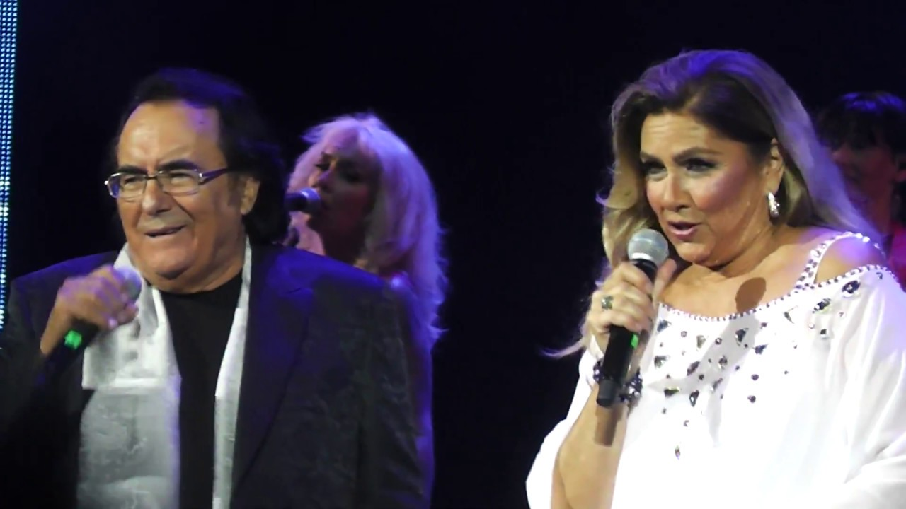 Al Bano E Romina Power Sharazan Moscow 2017 Youtube