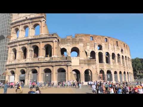 REPORTAJE ROMA, ITALIA