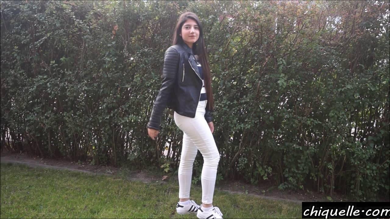 86bf0c6112c66  ملابس العودة للمدرسة مع نارين   Back to School lookbook - YouTube