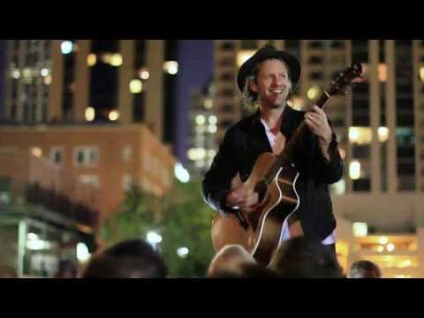 """Switchfoot: Jon Foreman Fading West Tour """"Love Is Strong"""""""