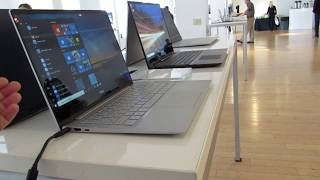 Dell Inspiron 7000 series laptops with Intel Comet Lake