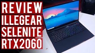 Laptop 17 Inch RTX2060 – Review Illegear Selenite RTX2060