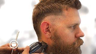 Beardbrand Founder Brings Back the Mullet (Again!) | Honest Barber