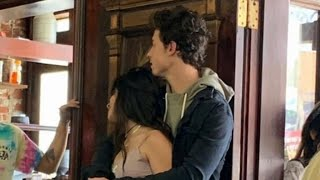 Shawn Mendes and Camila Cabello Pack on the PDA in San Francisco -- New !