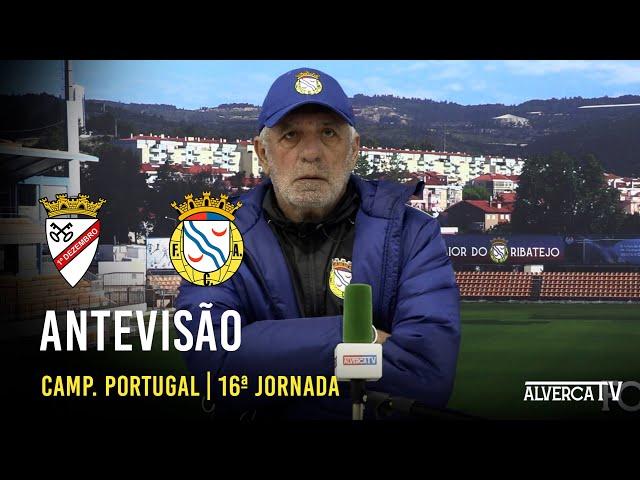 1º Dezembro vs FC Alverca - Antevisão