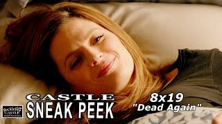 "Castle 8x19 Sneak Peek #4  - Castle Season  8 Episode 19 Sneak Peek ""Dead Again"""