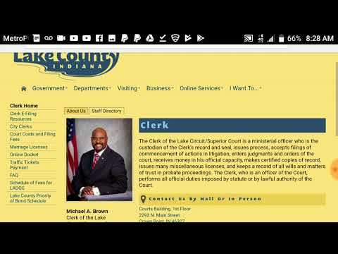 THE DELIVERY BY COUNTY CLERK METHOD (((POWERFUL)))