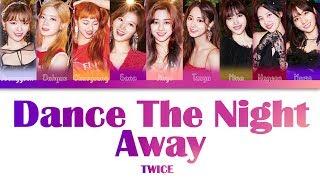 TWICE - Dance The Night Away рус. саб (RUS SUB)