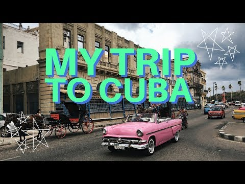 My Trip to Havana, Cuba   Travel Vlog   Style Operator