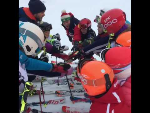 Helsinki Ski Club group shout