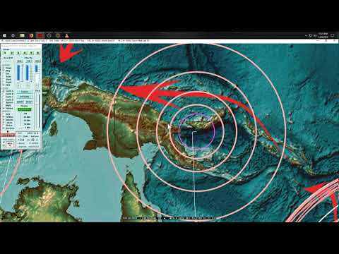 12/10/2018 -- Global Earthquake Forecast -- Large W. Pacific due -- West Coast USA M6.0 likely
