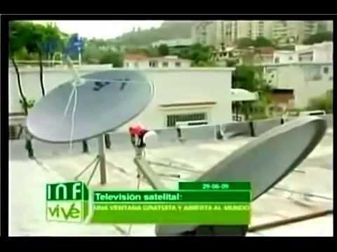 Antenas de tv Satelital FTA  ECUADOR-CONATEL A FAVOR DE DIRECTV ....