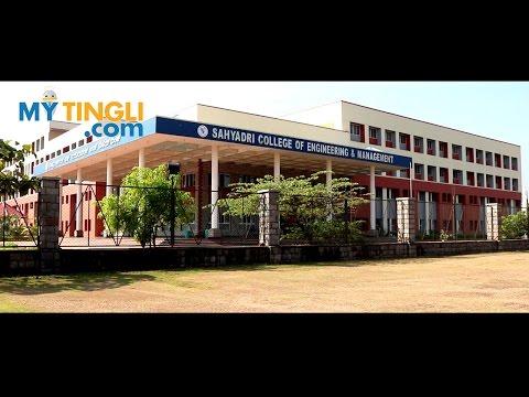 Sahyadri College Of Engineering And Technology, Mangalore on MyTingli | My Tingli