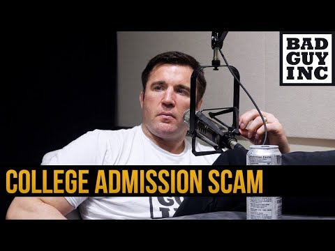 Lie, Cheat and Bribe: college admission scandal...