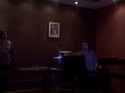Manchester karaoke