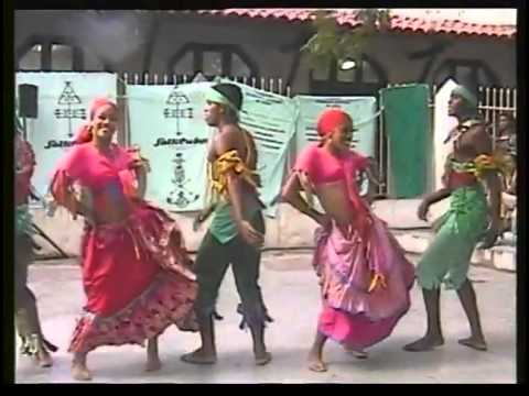Conjunto Folklorico Nacional de Cuba / Gagá