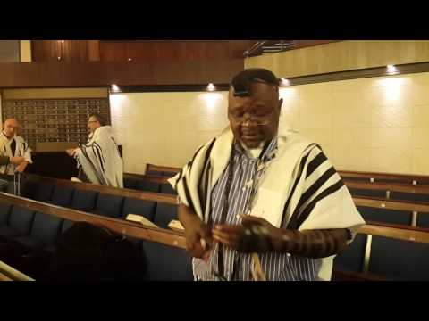 Black South African joins Orthodox Judaism and becomes Jewish