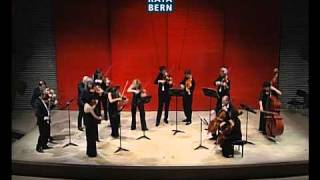 VERDI String quartet 4/4. CAMERATA BERN