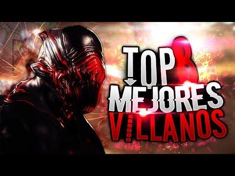 Top 8 Villanos De Warframe | Danker | thumbnail