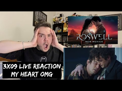 Download Roswell, New Mexico - 3x09 'Tones of Home' LIVE REACTION