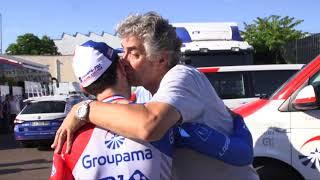 Championnats de France de cyclisme 2018 : Immersion après la 3e place de Benjamin Thomas sur le CLM
