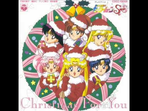Bishoujo Senshi Sailor Moon SuperS: Christmas For You Track 01 - Aka Hana no Tonakai