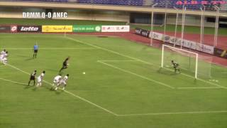 2016 S.League 17th Leg vs. Brunei DPMM FC 5th/August