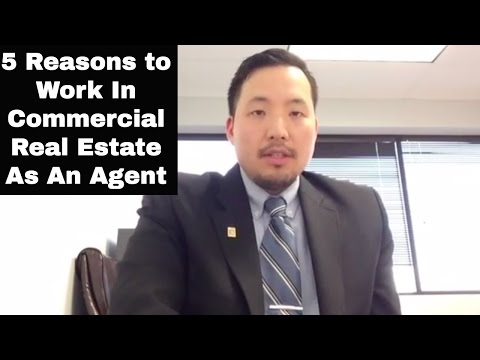 5 Reasons To Work In Commercial Real Estate as an Agent