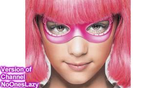 Lazy Town - Bing Bang (Radio Version) with Chloe Lang